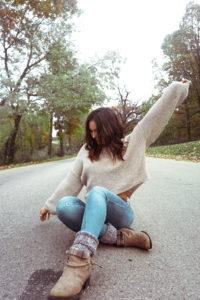 photo of me happy